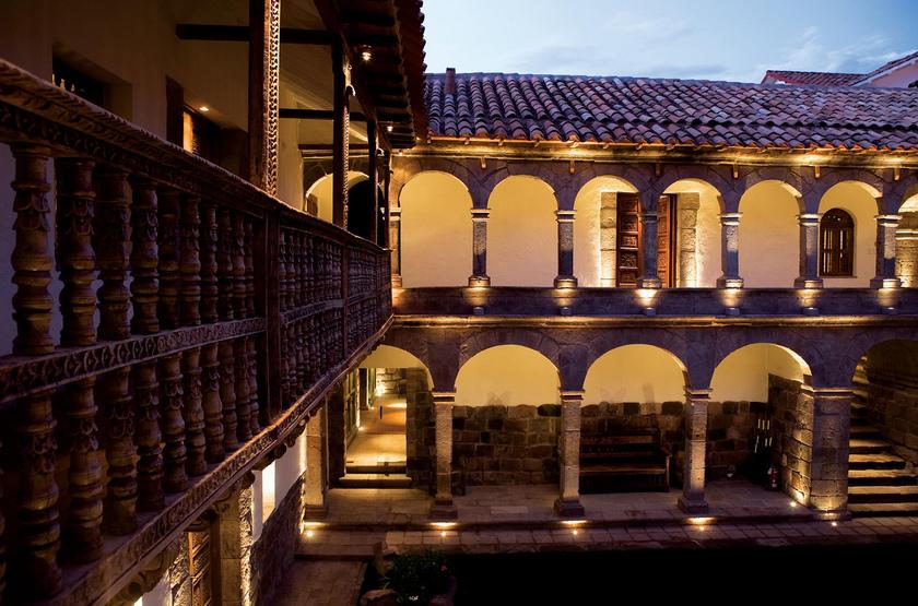 Casona Inkaterra, Cusco, Pérou, patio