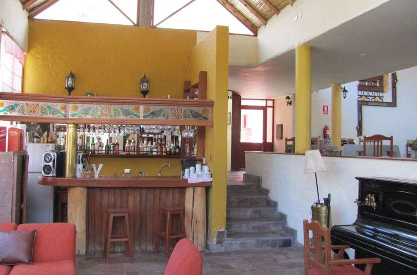 El Refugio, Canyon de Colca, Pérou, bar