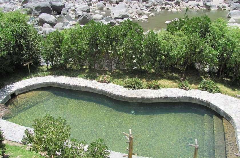 El refugio canyon du colca piscine slideshow