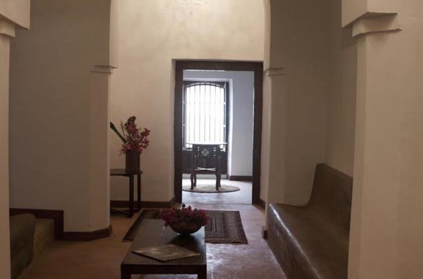 Hiliki House, Stone Town, entrée