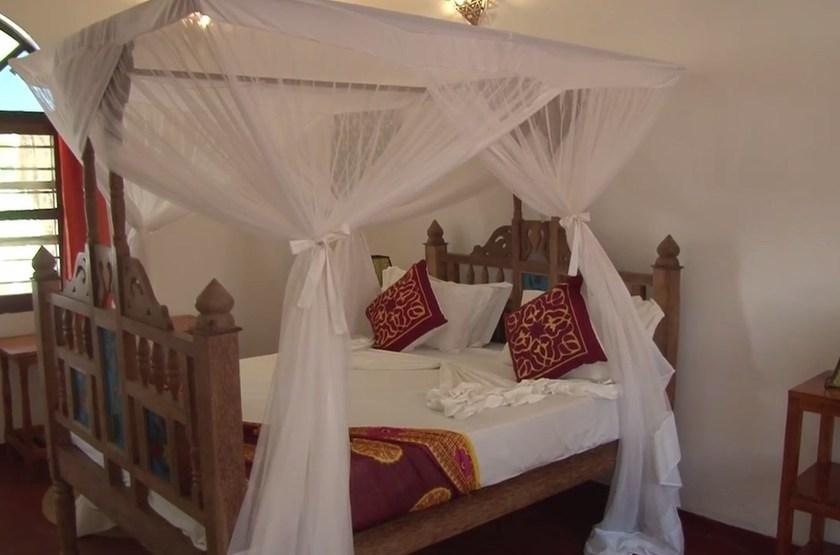 Bahari View Lodge, Zanzibar, chambre
