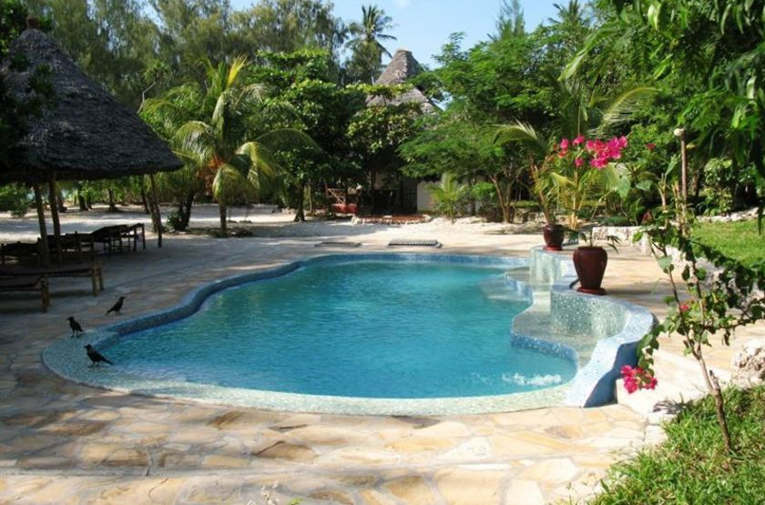 Bahari View Lodge, Zanzibar, piscine