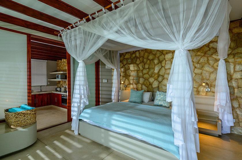 Bahia Mar Boutique Hotel, Bazaruto, Mozambique, chambre