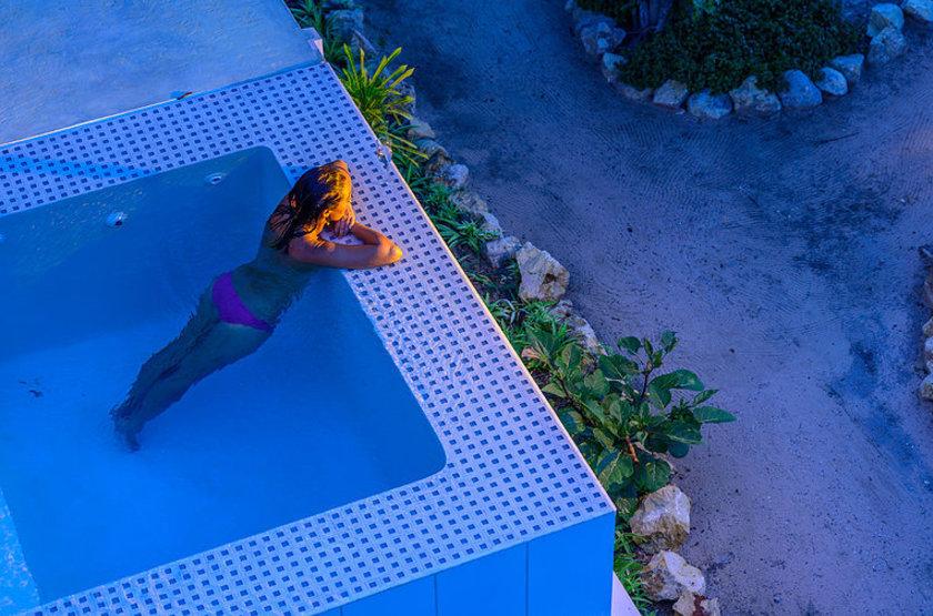 Plunge priv  d une beach luxury suite   bahia mar vilanculos slideshow