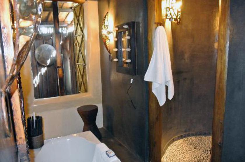 Dar Amane Guest Lodge, Graskop, Afrique du Sud, salle de bains