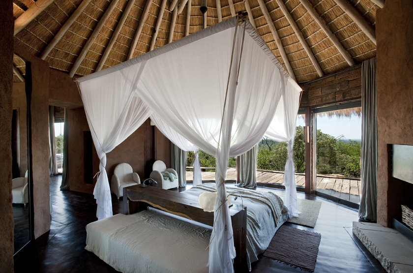 The Observatory, Leobo Private Reserve, Afrique du Sud, chambre
