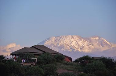 Kilimandjaro listing