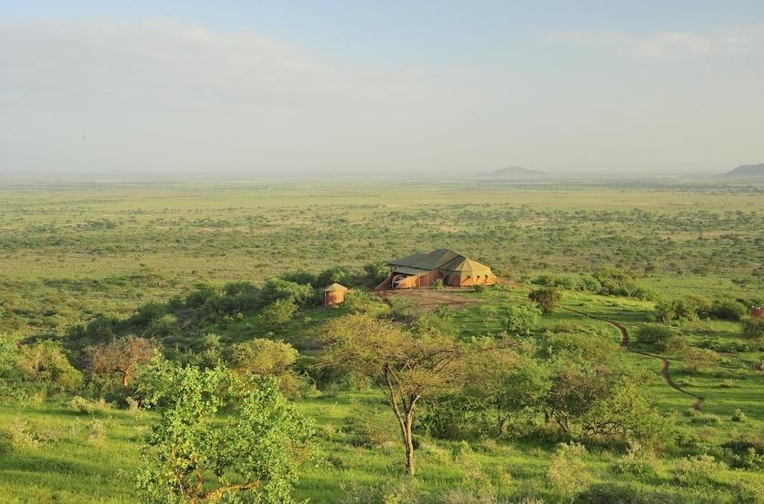 Shu'Mata, South Amboseli, Tanzanie, extérieur