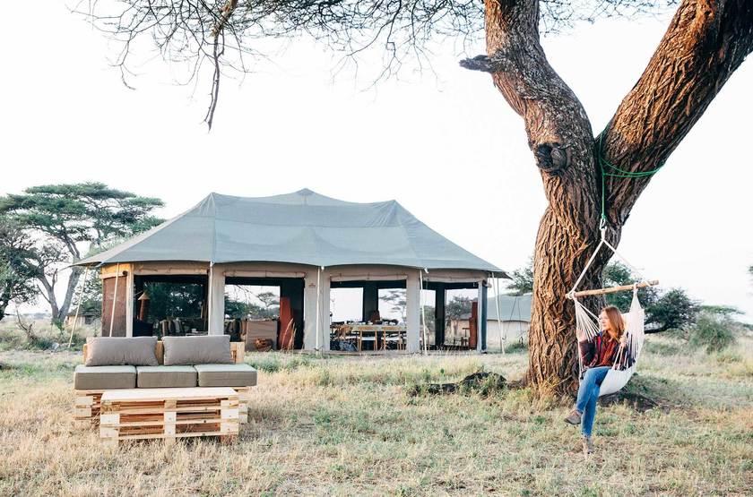Namiri Plains, Serengeti, Tanzanie, extérieur