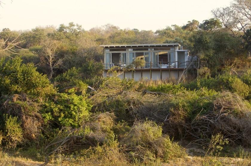 Kapama Karula, Afrique du Sud, extérieur suite