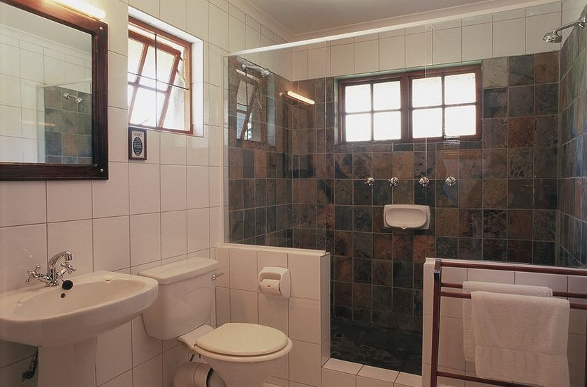 Hippo Hollow Country Estate, Hazyview, Afrique du Sud, salle de bains