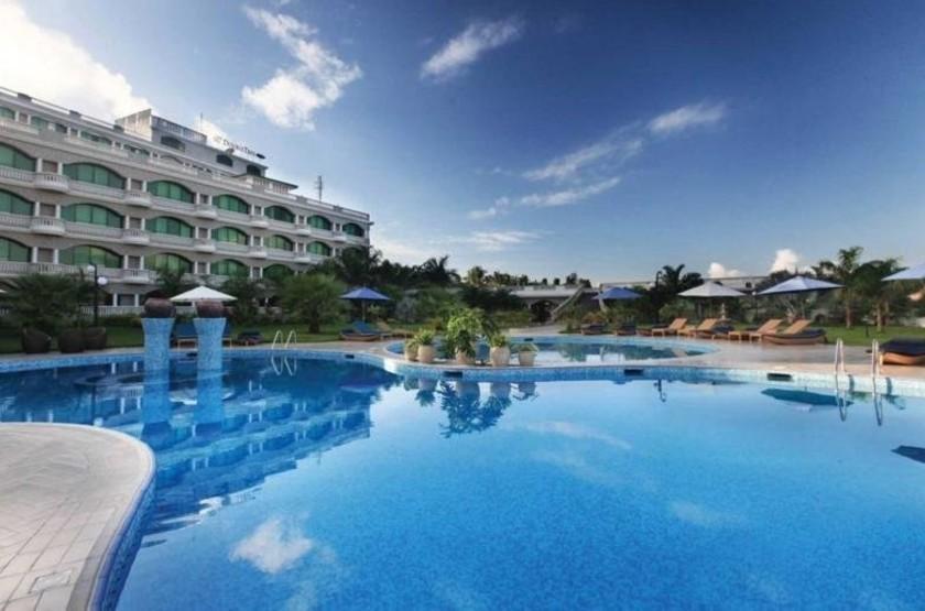 DoubleTree by Hilton, Dar Es Salaam, Tanzanie, piscine