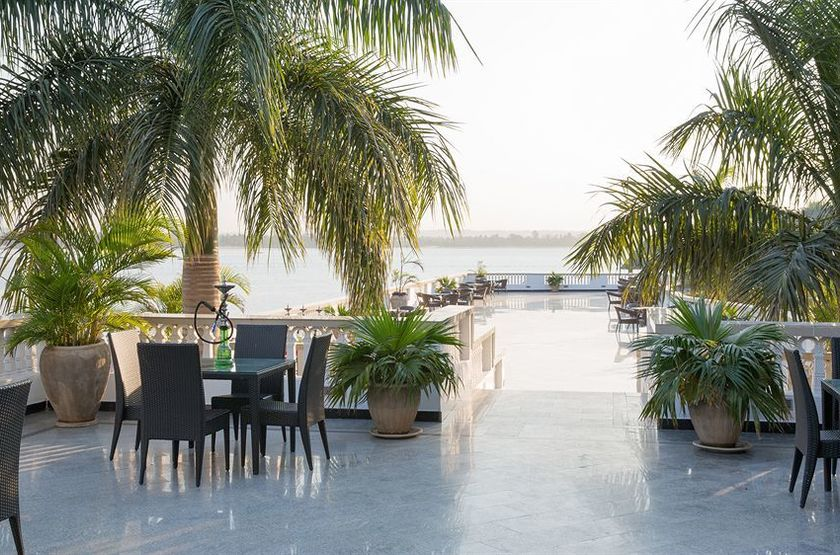DoubleTree by Hilton, Dar Es Salaam, Tanzanie, terrasse