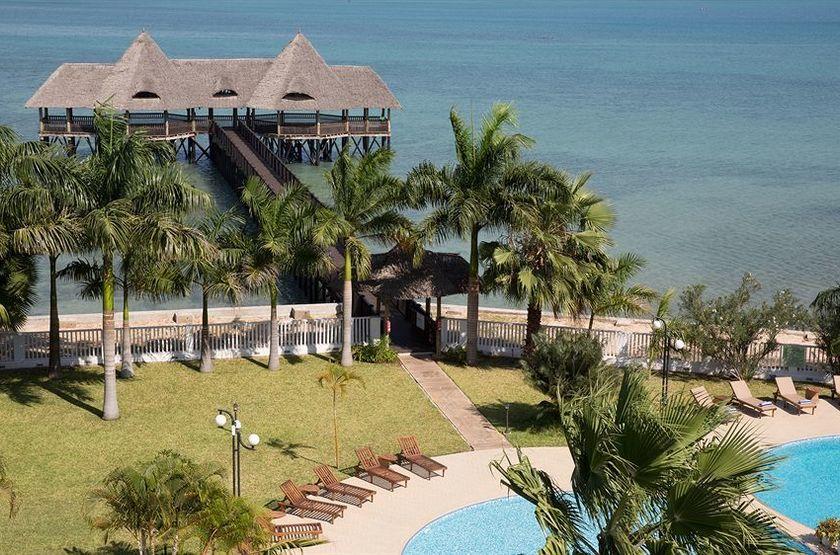 DoubleTree by Hilton, Dar Es Salaam, Tanzanie, extérieur