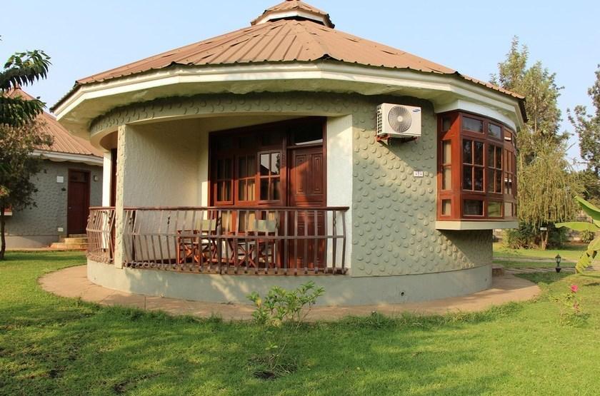 Planet Lodge, Arusha, Tanzanie, bungalow