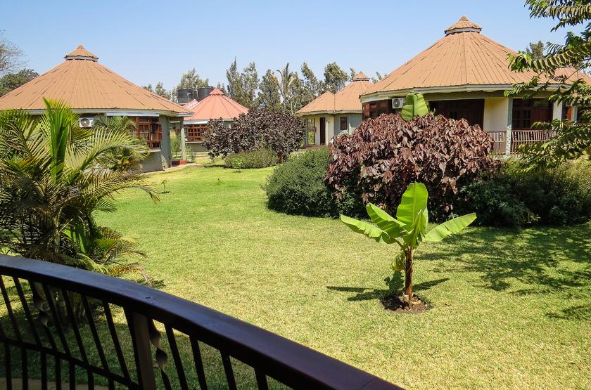 Planet Lodge, Arusha, Tanzanie, bungalows