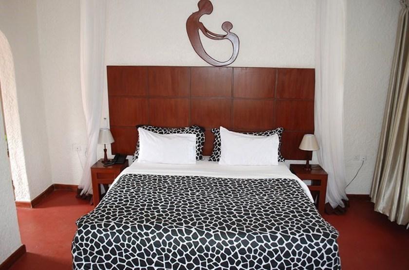 Planet Lodge, Arusha, Tanzanie, chambre