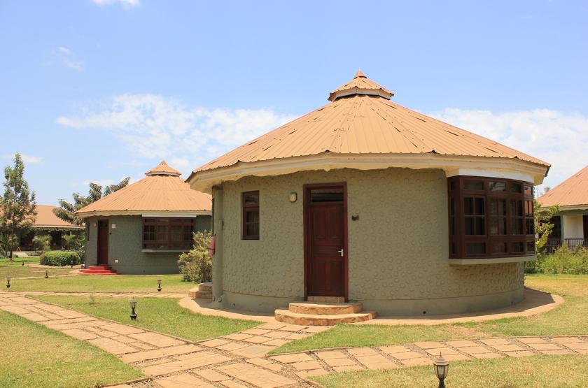 Planet Lodge, Arusha, Tanzanie, chalets