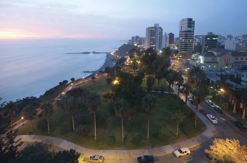 Belmond Miraflores Park, Lima, Pérou, extérieur