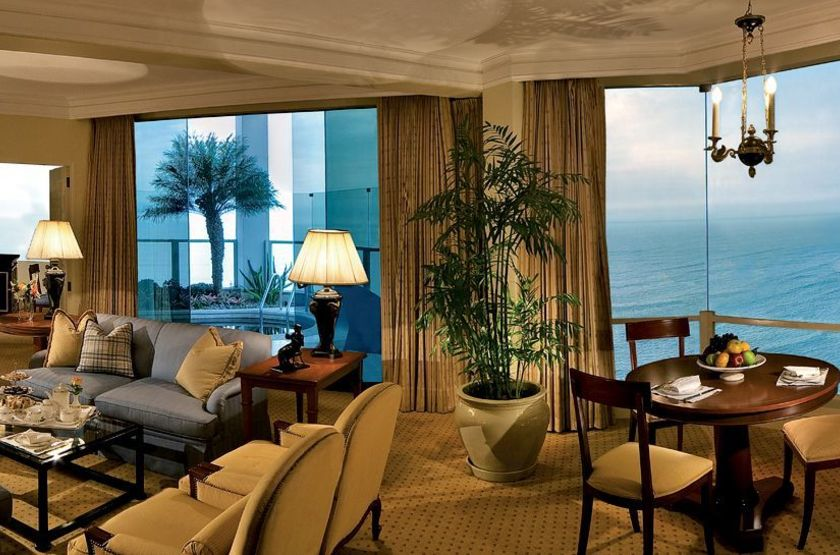 Presidential suite view pacific ocean slideshow