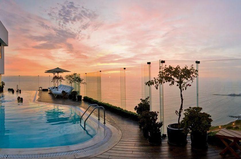 Belmond Miraflores Park, Lima, Pérou, piscine