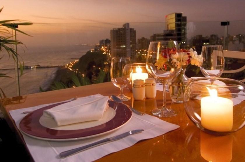 Belmond Miraflores Park, Lima, Pérou, restaurant sur le toit