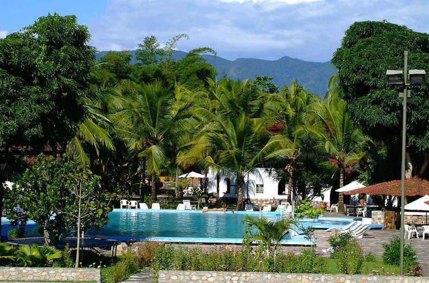 Puerto Palmeras Tarapoto Hotel, Puerto Palmeras, Pérou, piscine