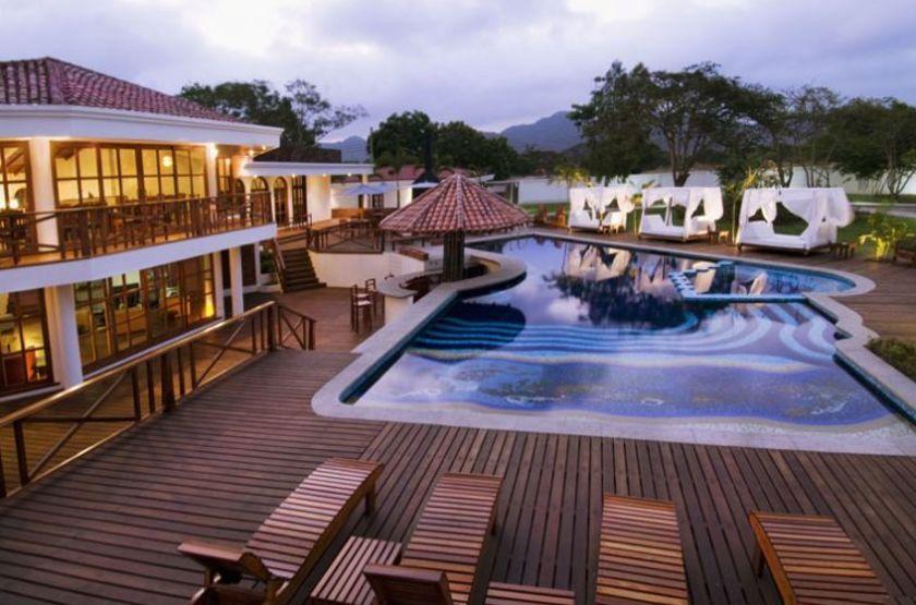 Casa Ceibo Boutique Hôtel & Spa, Bahia de Caraquez, Equateur, extérieur