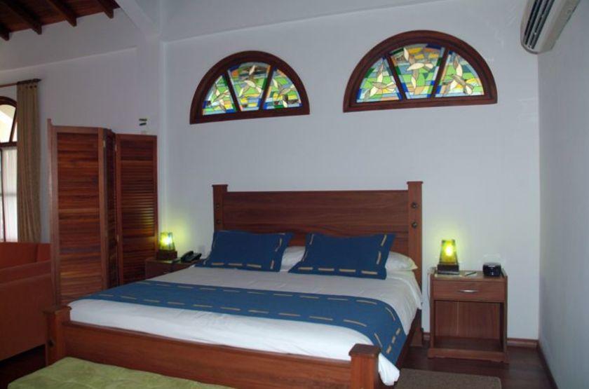 Casa Ceibo Boutique Hôtel & Spa, Bahia de Caraquez, Equateur, chambre