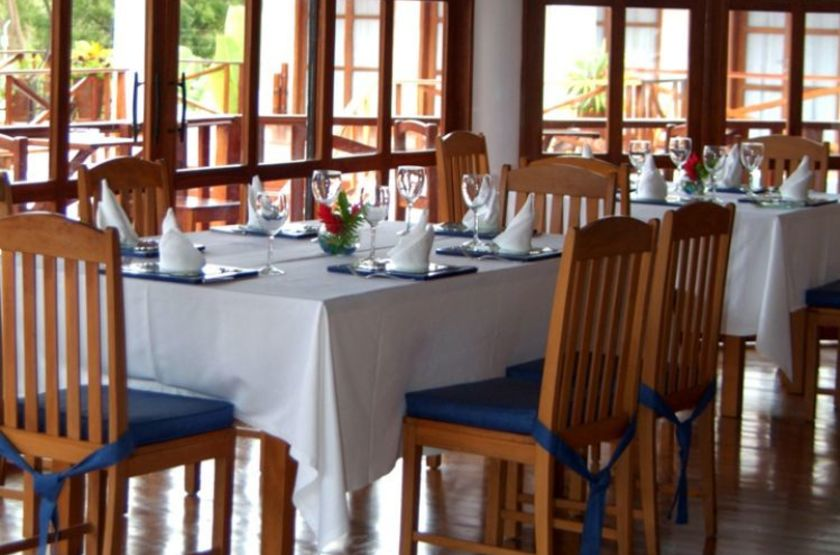 Casa ceibo equateur restaurant 2 slideshow