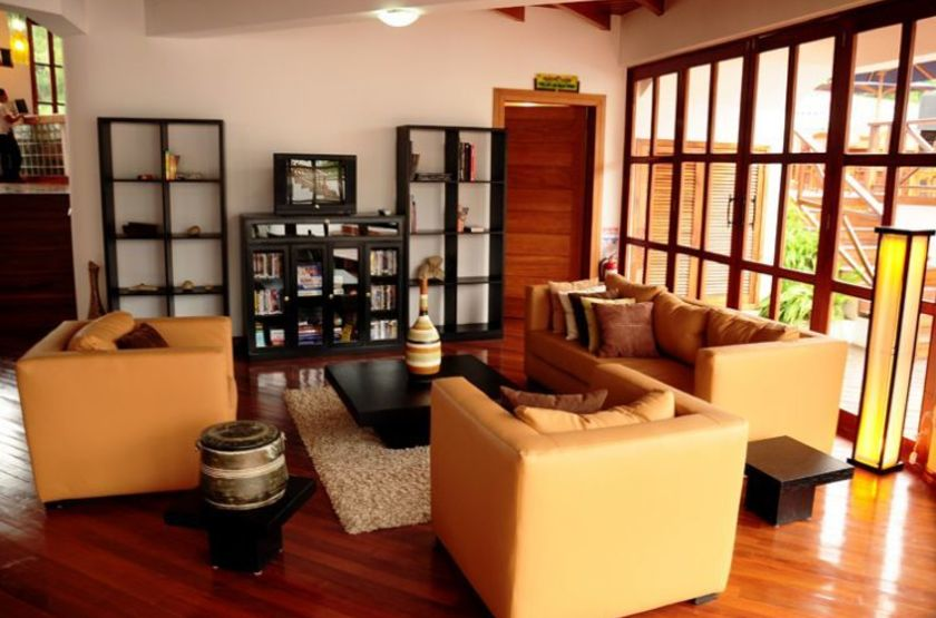 Casa ceibo equateur salon slideshow