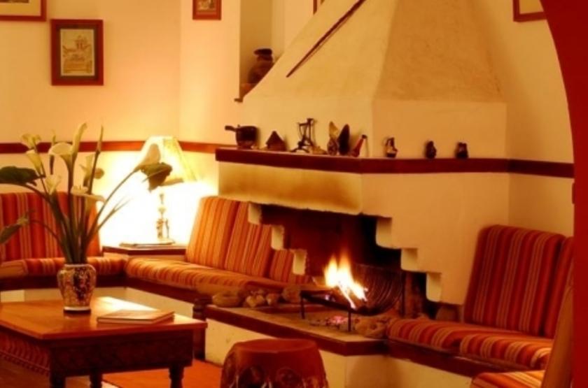 Casa Vieja Chachapoyas, Pérou, salon