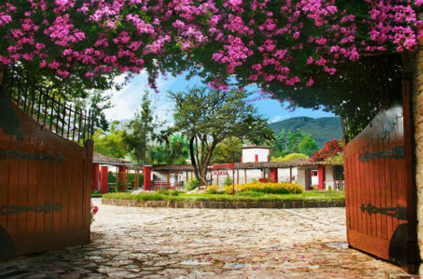 Laguna Seca Cumbemayo, Cajamarca, Pérou, entrée
