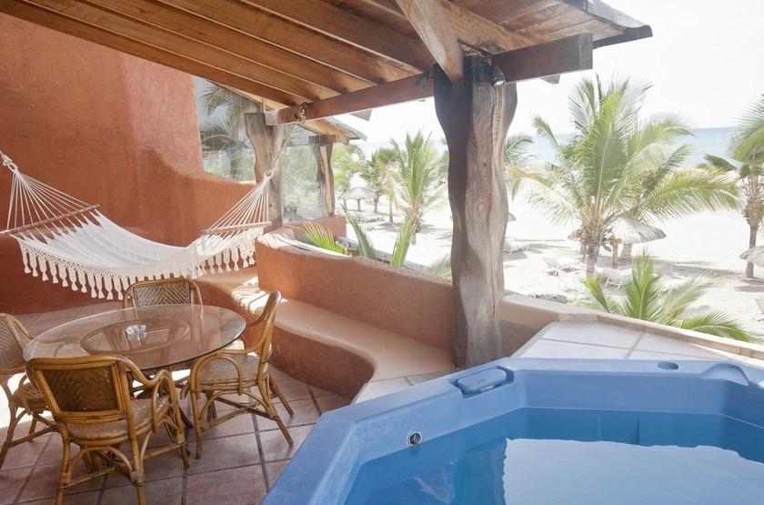 Punta sal club   terrasse slideshow