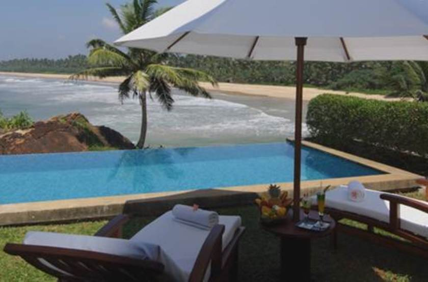 Saman Villas, Sri Lanka, piscine