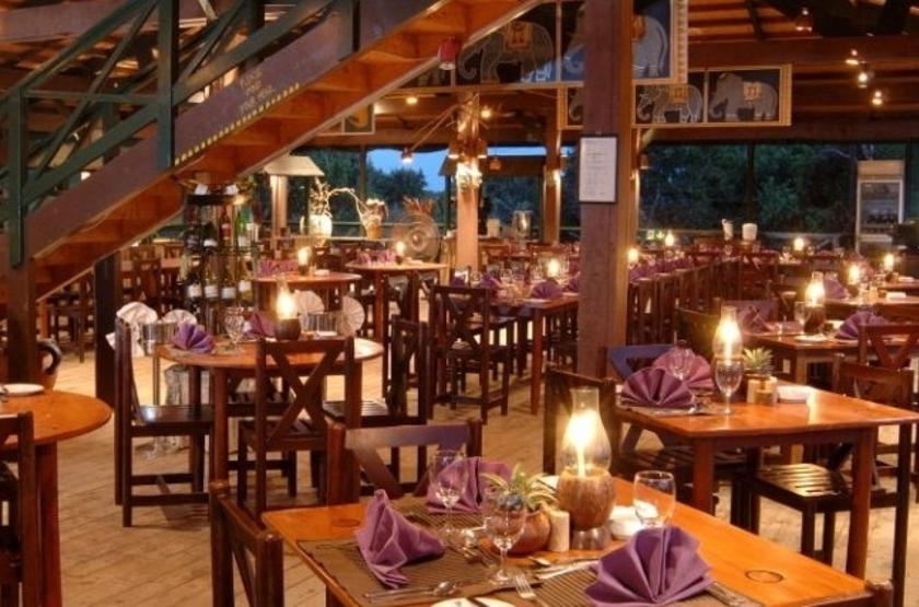 Cinnamon Wild, Yala, Sri Lanka, restaurant