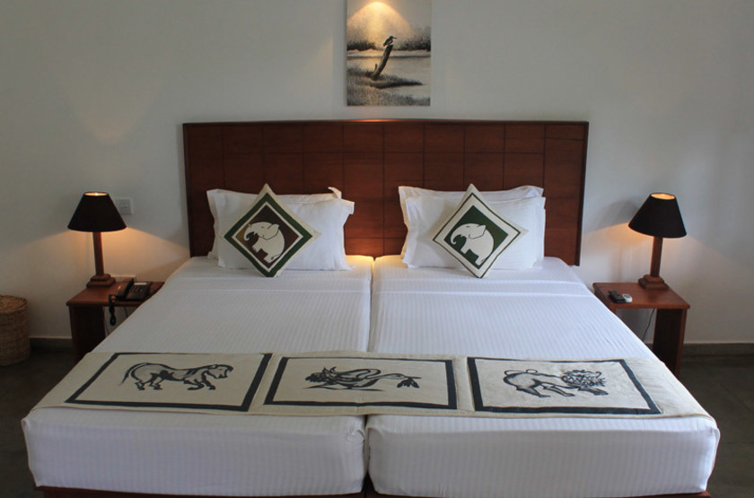 Camellia Resort & Spa, Sri Lanka, chambre