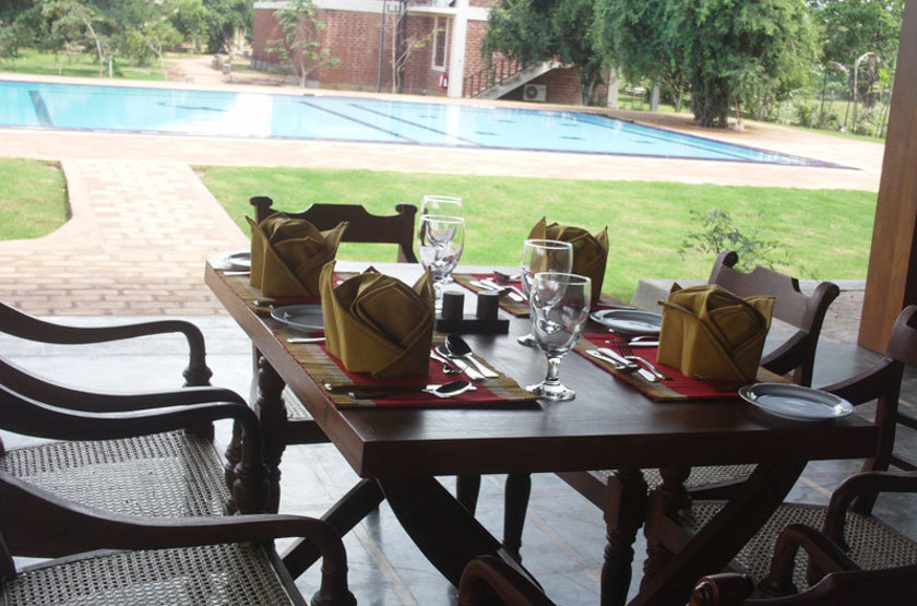 Camellia Resort & Spa, Sri Lanka, restaurant