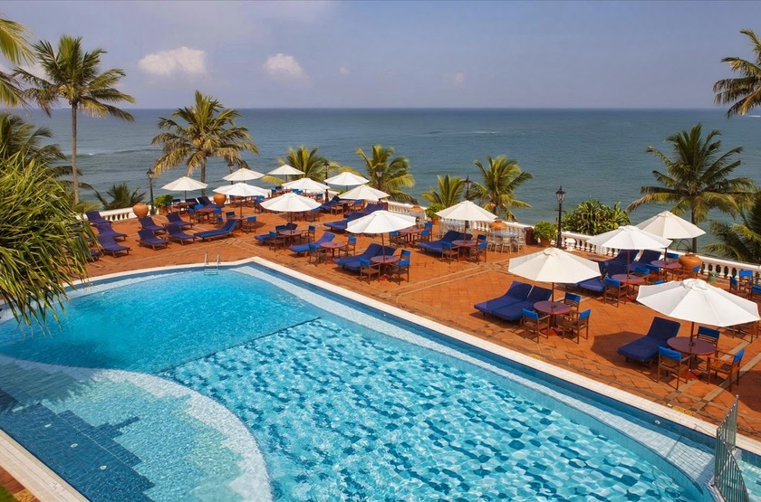 Mount Lavinia - Colombo, Sri Lanka, piscine