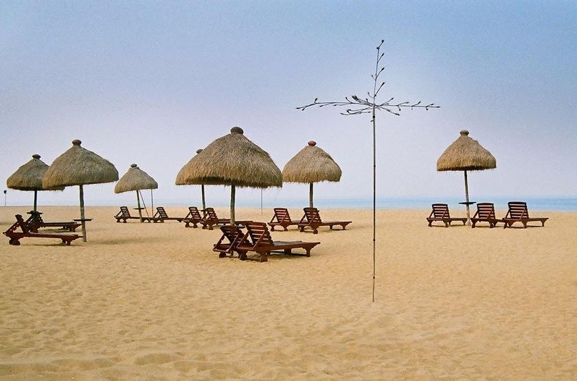 Mount Lavinia - Colombo, Sri Lanka, plage