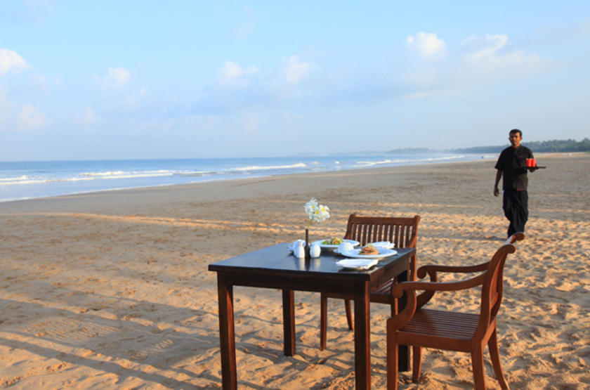 Avani Bentota Resort & Spa, plage