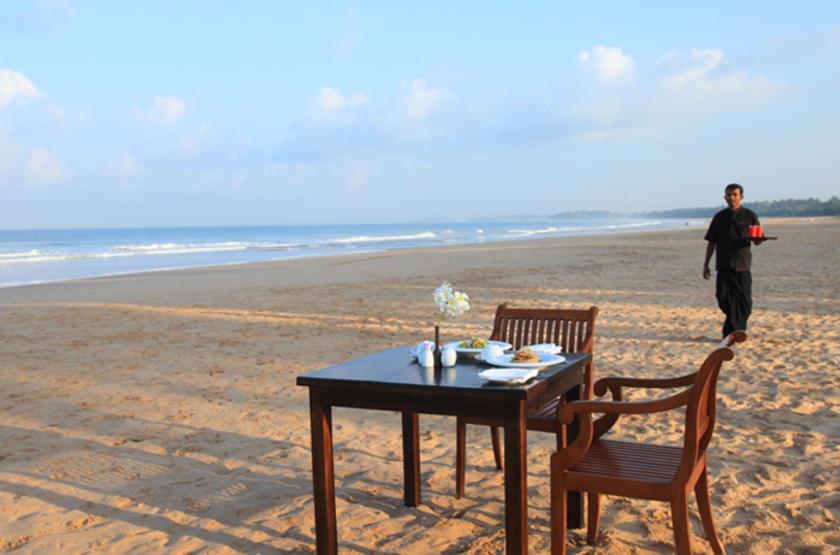 Avani Bentota Resort & Spa, plage