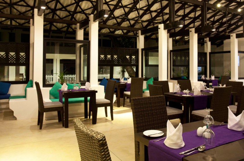 Avani Bentota Resort & Spa, restaurant