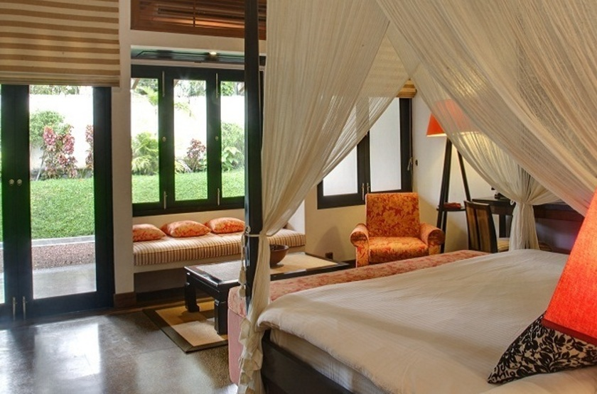 The Wallawwa - Negombo,  Sri Lanka, chambre