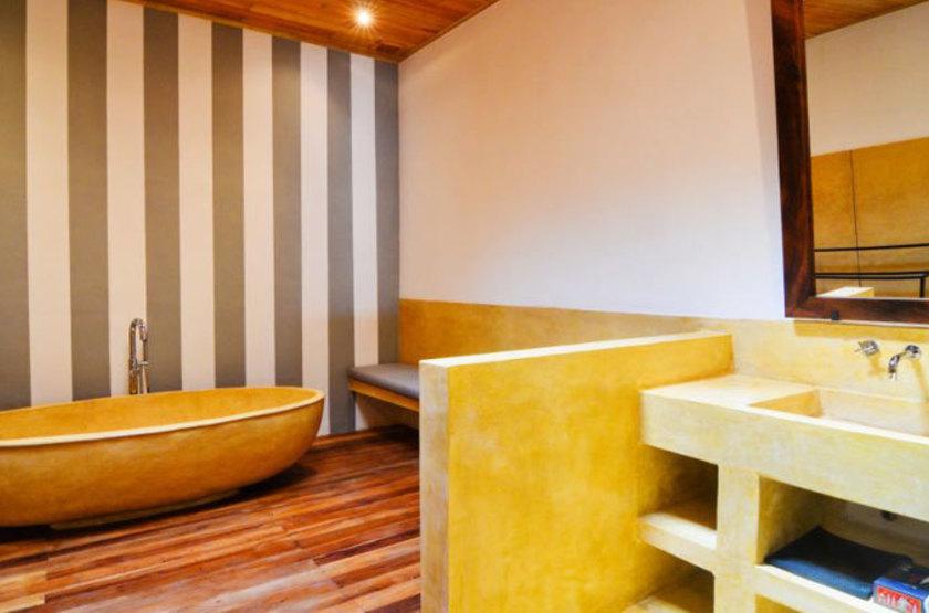 The Wallawwa - Negombo,  Sri Lanka, salle de bains
