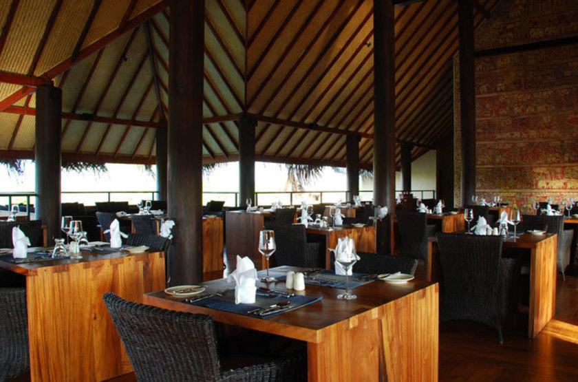 Jetwing Vil Uyana - Sirigiya, restaurant