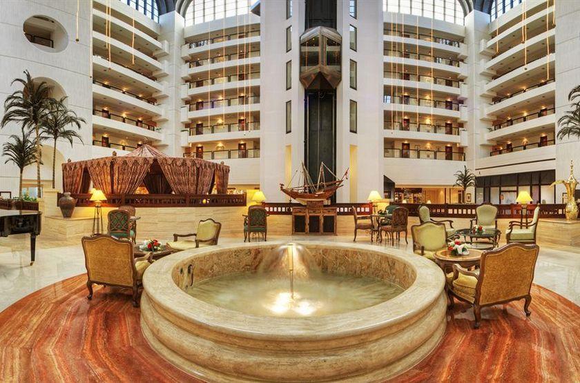Intercontinental Muscat, Oman, extérieur