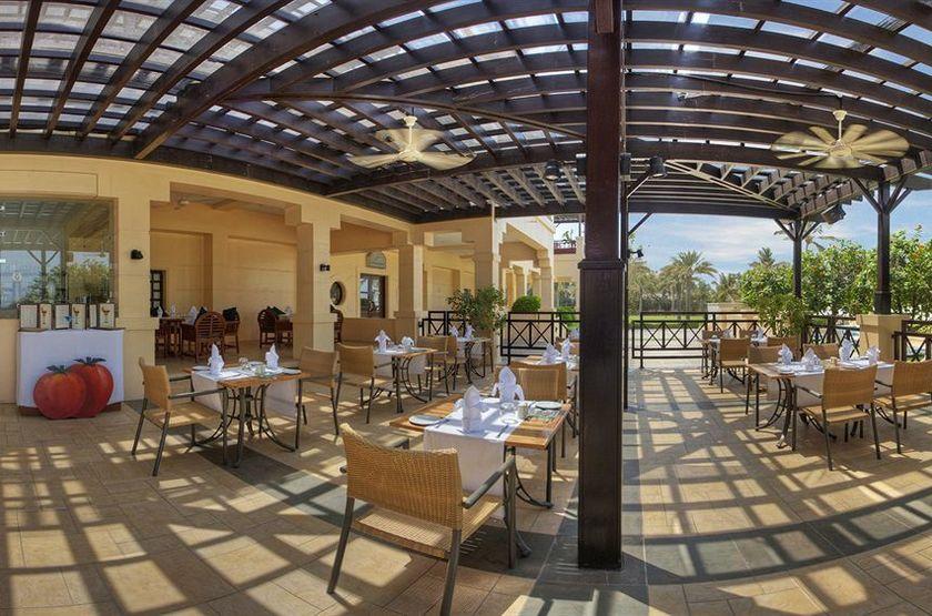 Intercontinental Muscat, Oman, terrasse