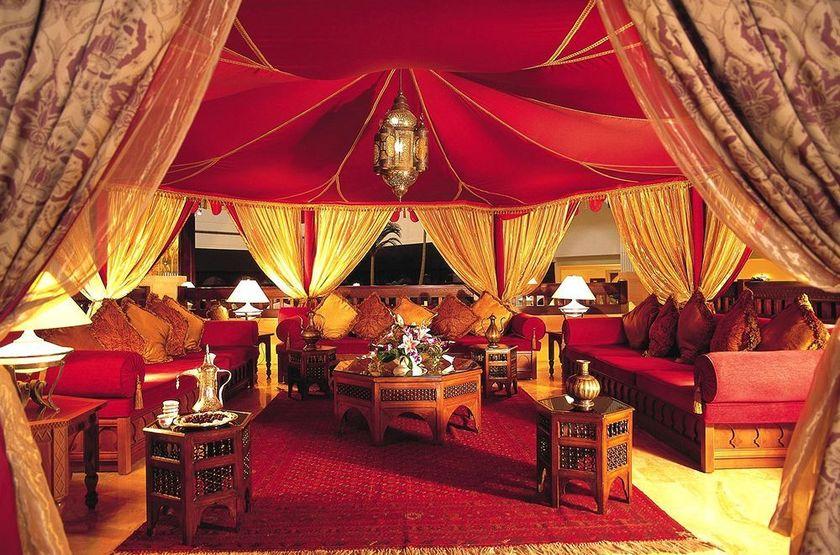Intercontinental Muscat, Oman, salon