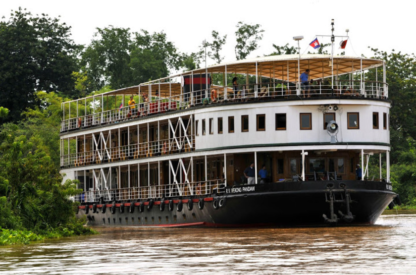Mekong pandaw cruise slideshow